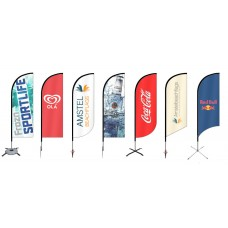 Vlajky Beachflagy